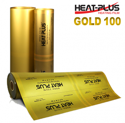 Heat Plus Premium Gold 100 см.